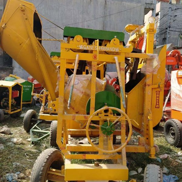 Ganesh Brand Lift Mixture Machine